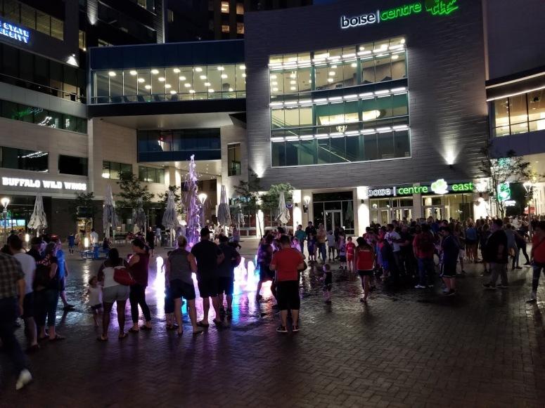 CenturyLink Arena Boise